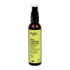 Najel: sweet almond oil - bio,80 ml